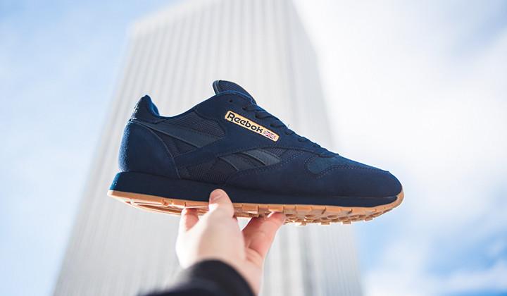reebok classic leather foot locker