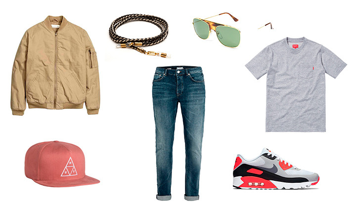 The Basic Outfit #styletips