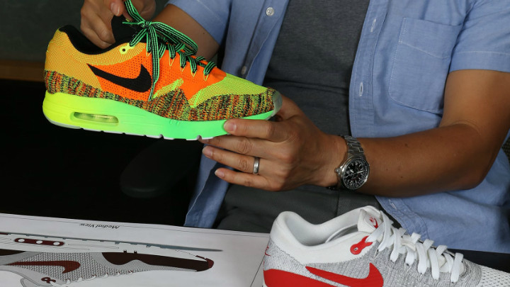 Behind the design Air Max 1 Ultra Flyknit