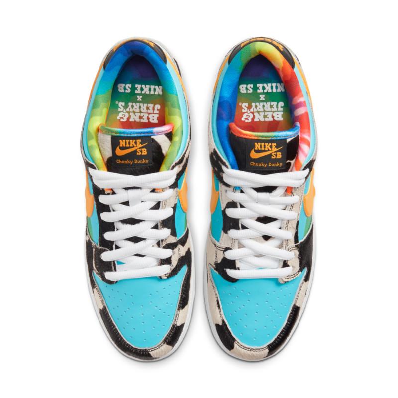 Ben & Jerry x Nike SB Dunk Low Chunky Dunky
