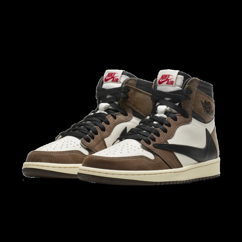 Travis Scott x Air Jordan 1