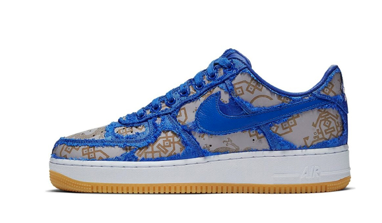 clot nike air force 1 royale blue cj5290-400