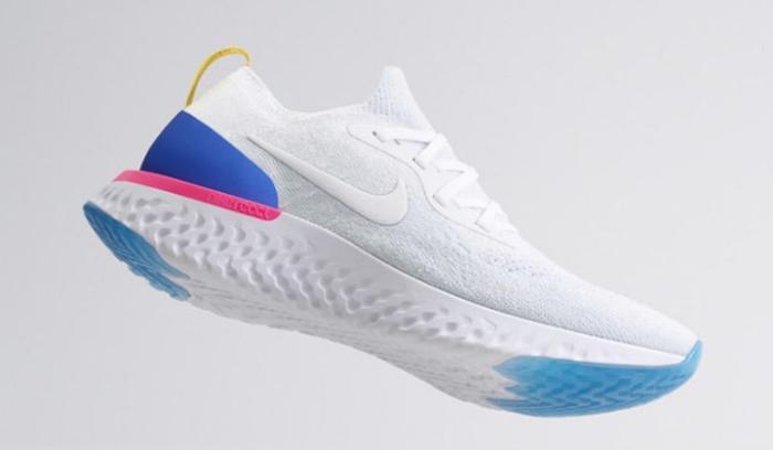 Conociendo las Nike Epic React