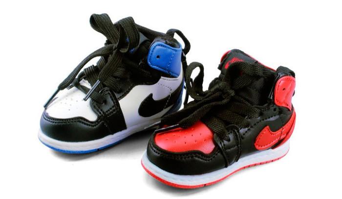 Carga tu móvil con unas Air Jordan 1