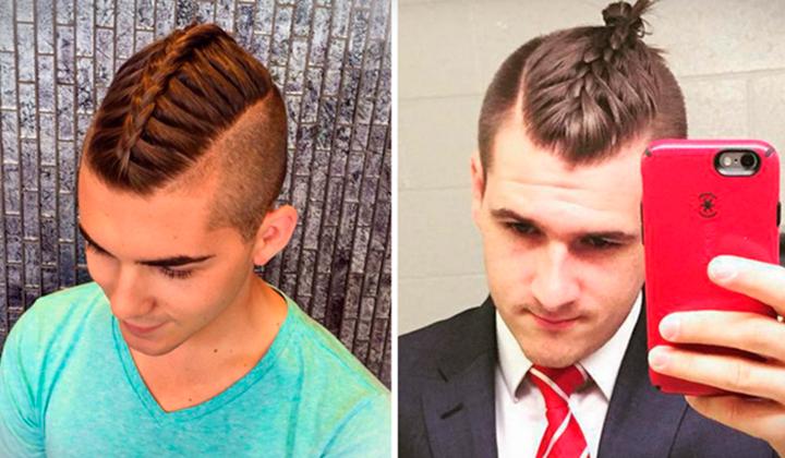 Chicos con trenzas no por favor - Peinados de chico ...