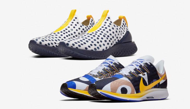 La colección Cody Hudson Nike Running lleva el deporte al nivel de arte!