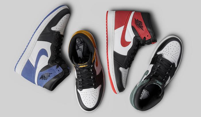 "Colección Air Jordan 1 ""Best Hand in The Game"""