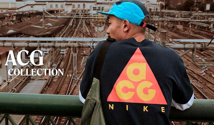 Nueva colección de ropa Nike ACG