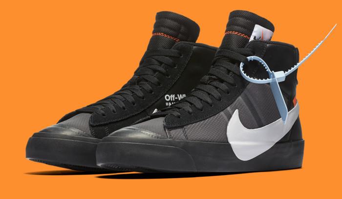 Dónde Comprar las Off-White x Nike Blazer Grim Reaper?