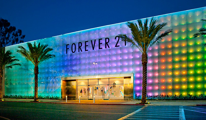 ¿Conoces Forever 21?