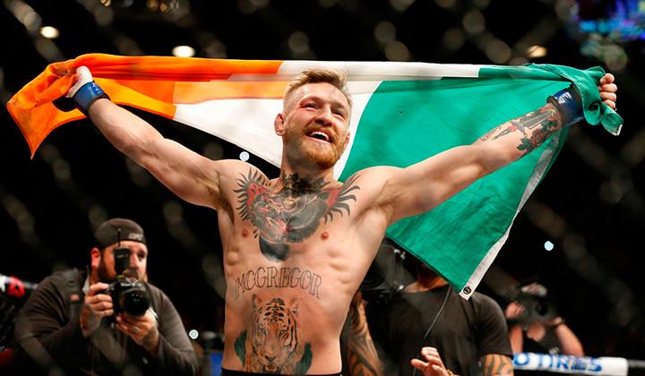 Conor McGregor saldrá en Juego de Tronos
