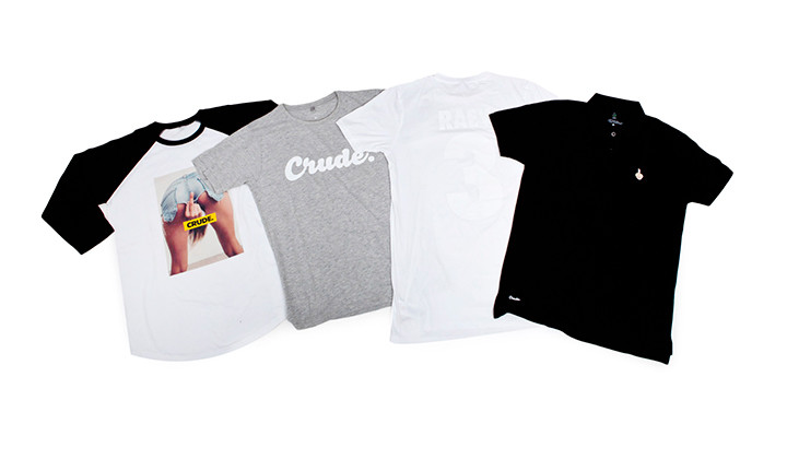 Continental Clothing x Crude x Backseries: The Collection