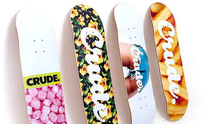 Crude lanza nueva línea de accesorios y estrena tienda Online!