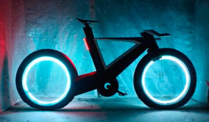 Cyclotron, la bici del futuro
