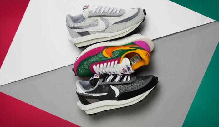 ¿Dónde comprar Sacai x Nike LDWaffle?