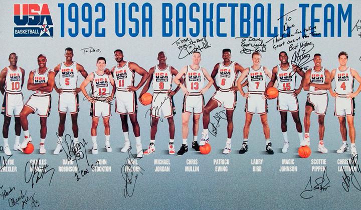 Dream Team, la historia del Baloncesto podría ser tuya