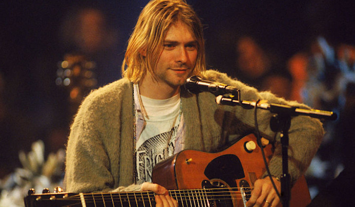 El Cardigan de Kurt Cobain vendido por 130.000 dólares