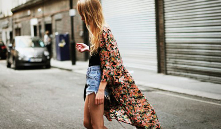 El Kimono, la prenda de esta Primavera-Verano – WMN