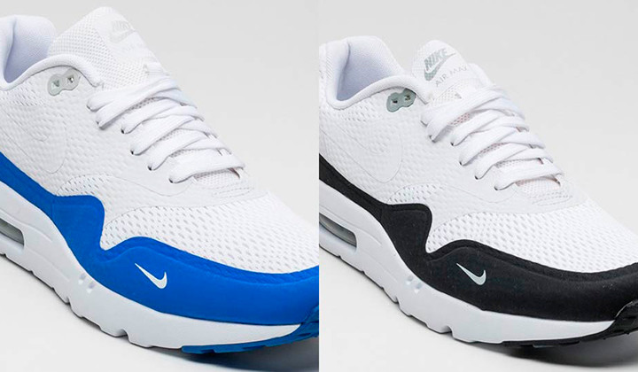 zapatilla azul nike air max 1 essential