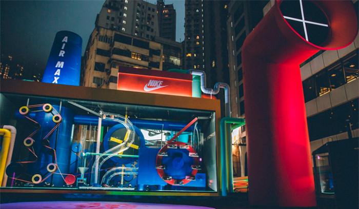 En Hong Hong Nike va a liar una buena por el Air Max Day
