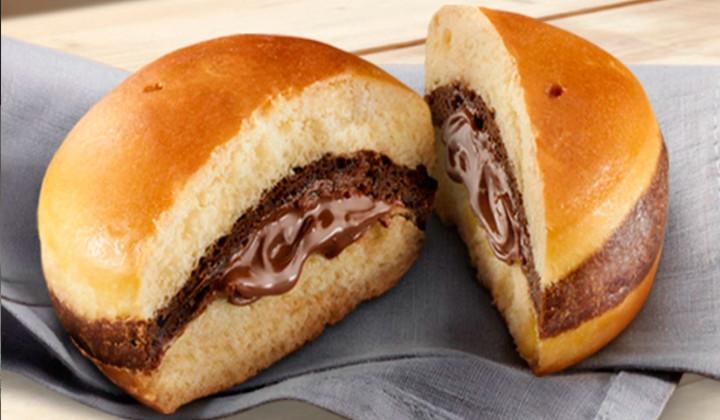 Estás preparado para el nuevo Sandwich de Nutella de McDonalds?