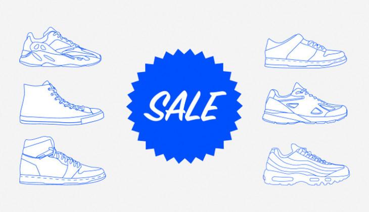 Guía para comprar sneakers en rebajas Enero 2020