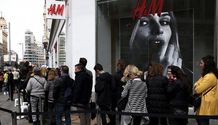 Balmain x H&M ha desatado la locura.