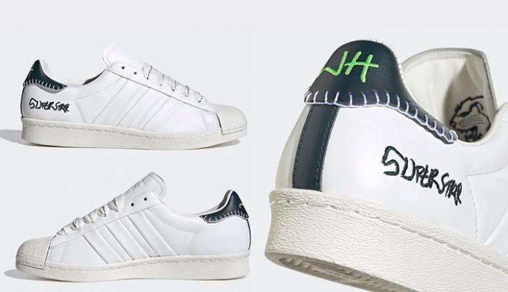 Jonah Hill x adidas Superstar FW7577