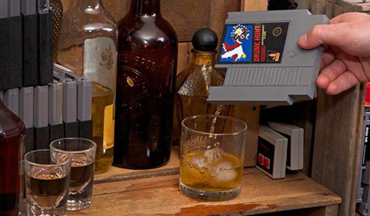 Juegos de Nintendo convertidos en petacas