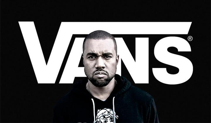 Kanye West dice adiós a Adidas para irse con Vans?