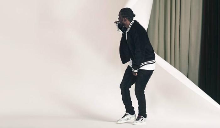 Kendrick Lamar x Reebok Classic Club C