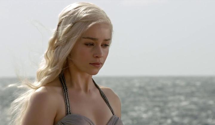 Khaleesi Capturada?