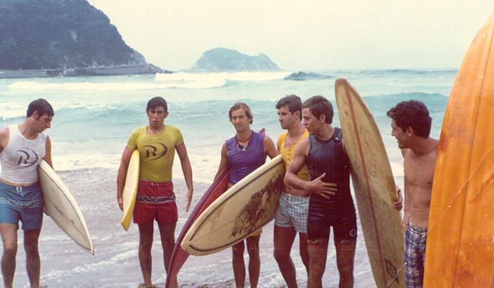 """El Documental """"La Primera Ola"""" se centra en los comienzos del Surf en España"""