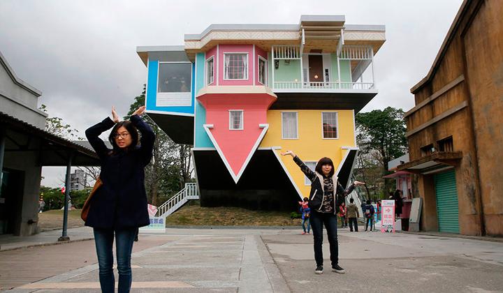 la peculiar casa al rev 233 s en taiwan
