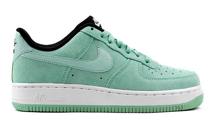 La primavera ha vuelto con las Nike Air Force 1 Low Suede