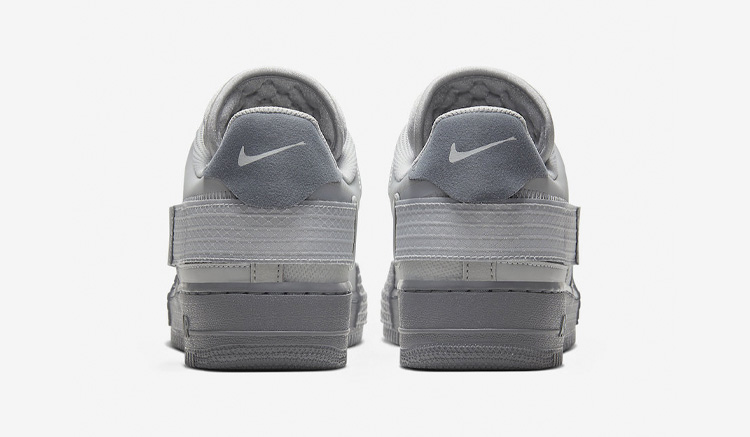 Nike Air Force 1 Type Grey Fog CT2584-001