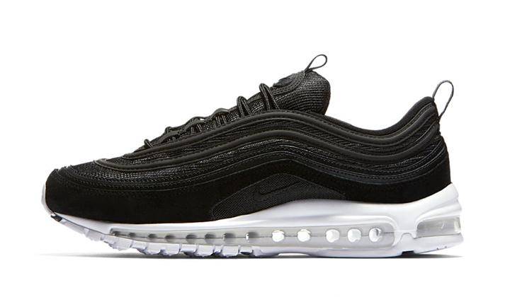 Lanzamientos de sneakers-Nike-Air-Max-97-Black-White