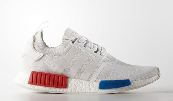Las Adidas NMD Red White Blue ya tienen fecha de lanzamiento