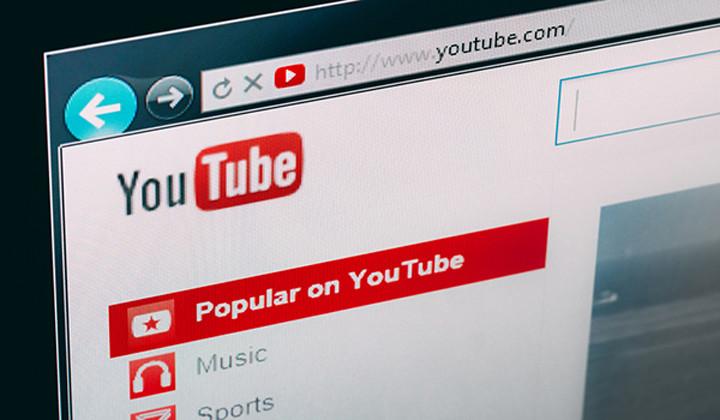 Los 5 vídeos más vistos de Youtube
