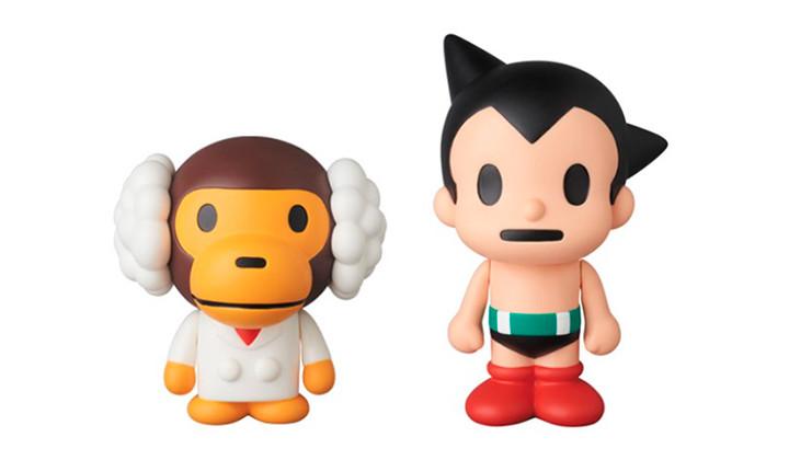 Medicom Toy Astro Boy x BAPE