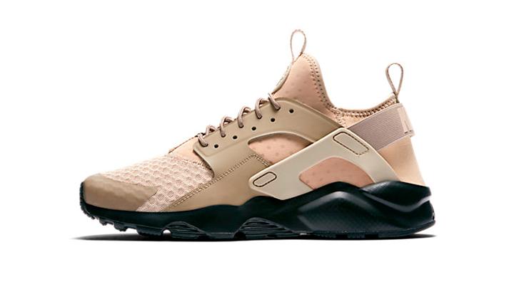 Mejores-lanzamientos-sneakers-nike-air-huarache-ultra-beige-negro-backseries