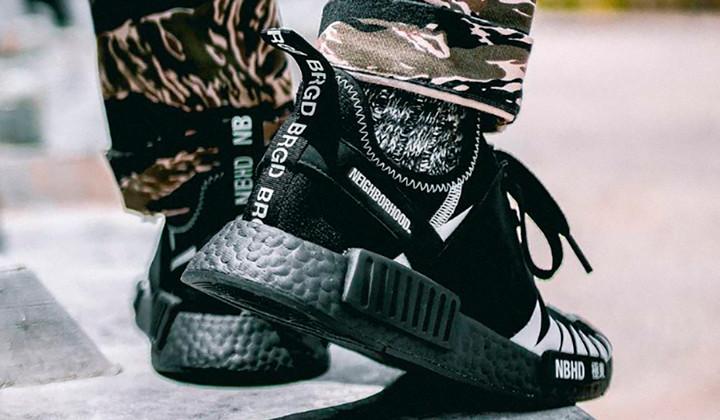 Originals X R1 Neighborhood Nmd Adidas Backseries D2WH9IE