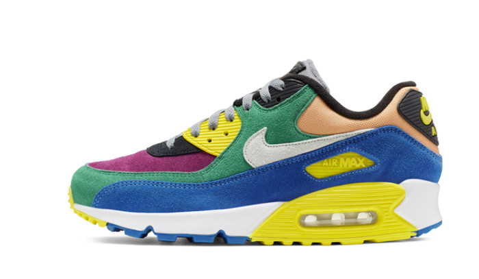 Nike Air Max 270 React Multicolor AO4971 Rezet Store