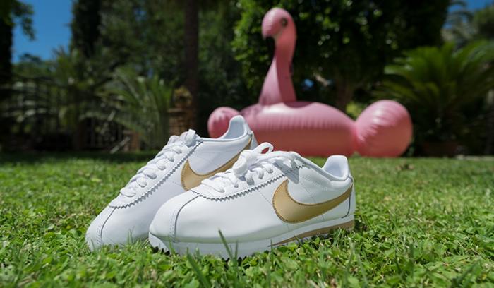 Hazte ya con estas Nike Cortez