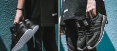 Neighborhood x Adidas Iniki Runner Boost Black
