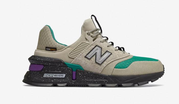 No te pierdas las nuevas New Balance 997S Cordura Rock Grey