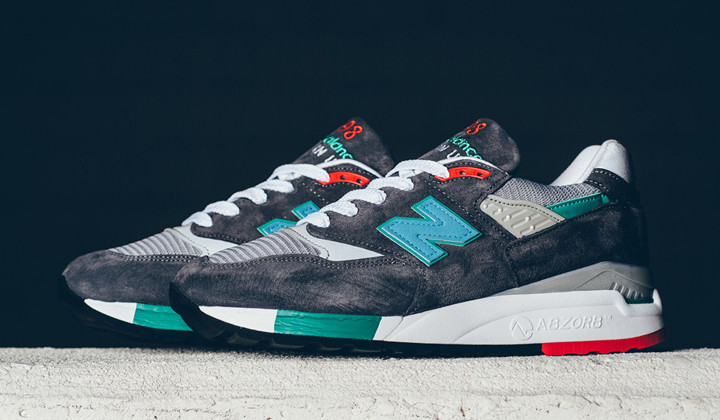 New Balance 998 Made in USA «Ski»