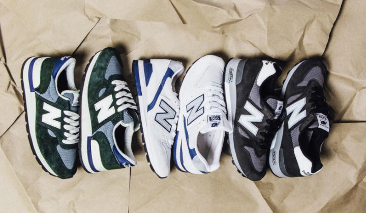 "New Balance Made in Usa ""Heritage Collection"""