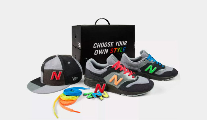 New Era x New Balance 997H Pack