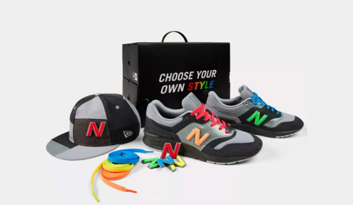 New Era x New Balance 997H Pack